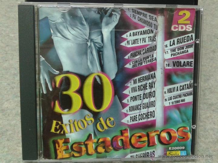 30 ÉXITOS DE ESTADEROS CD 1 (Música - CD's Latina)