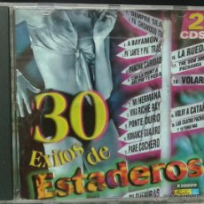 CDs de Música: 30 ÉXITOS DE ESTADEROS CD 1. Lote 45642232