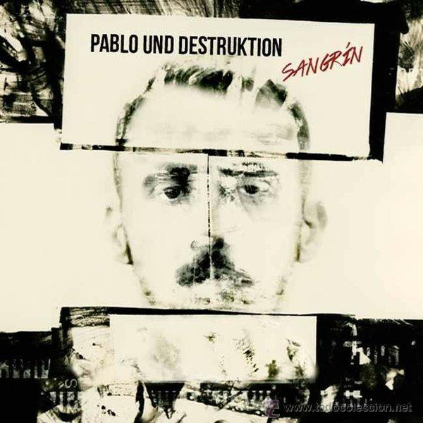 CD PABLO UND DESTRUKTION SANGRIN NACHO VEGAS ASTURIAS DISCOS HUMEANTES (Música - CD's Pop)