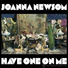 CDs de Música: JOANNA NEWSOM - '' HAVE ONE ON ME '' 3 CD USA SEALED. Lote 45645289