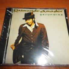 CDs de Música: RAIMUNDO AMADOR GERUNDINA CD ALBUM DEL AÑO 1995 PRECINTADO CONTIENE 10 TEMAS VENENO RARO. Lote 45654484