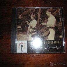 CDs de Música: BASQUE COUNTRY SONGS: NAVARRE, CD DE IMPORTACION MADE IN USA. Lote 45656319