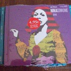 CDs de Música: 'ESTRELLAS DEL JAZZ'. COLECCIÓN COMPLETA DE 35 CD - LIBRITOS DE 'EL PAÍS'. Lote 45678025