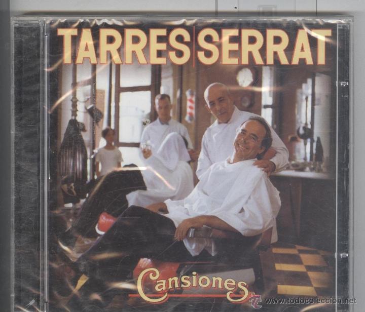 SERRAT. TARRES. CANSIONES. ARIOLA 2000. CD NUEVO PRECINTADO (Música - CD's Melódica )