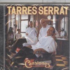 CDs de Música: SERRAT. TARRES. CANSIONES. ARIOLA 2000. CD NUEVO PRECINTADO . Lote 45679466