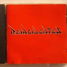 CDs de Música: REINCIDENTES - REINCIDENTES (CD) 1992 - 14 TEMAS. Lote 45682755