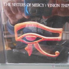 CDs de Música: THE SISTERS OF MERCY - VISION THING. Lote 45697788