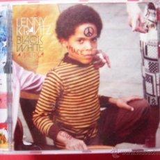 CD de Música: LENNY KRAVITZ. BLACK AND WHITE AMERICA. 12 TEMAS.. Lote 45700572