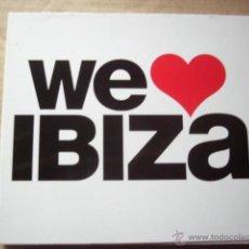 CDs de Música: WE LOVE IBIZA. 2 CD. Lote 45705939