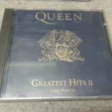 CDs de Música: QUEEN GREATEST HITS II. Lote 45692642
