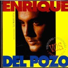 CDs de Música: ENRIQUE DEL POZO-VERSIONES ORIGINALES SUBTITULADAS CD ALBUM 1995. Lote 45722331