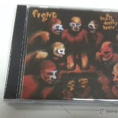 CDs de Música: FIGHT -A SMALL DEADLY SPACE- N.. Lote 182473341