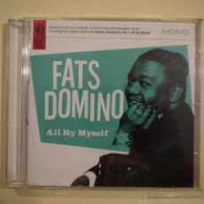 CDs de Música: FATS DOMINO - ALL BY MYSELF - CD 2008. Lote 45730284