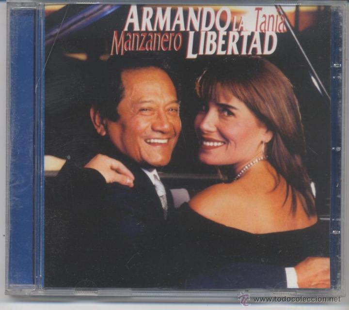 ARMANDO MANZANERO Y TANIA,ARMANDO LA LIBERTAD DEL 2003 (Música - CD's Latina)