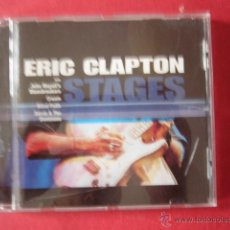 CDs de Música: ERIC CLAPTON. STAGES. 12 TEMAS.. Lote 45768198