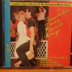 CDs de Música: FANTASTIC DIRTY DANCE SONGS. MOTION PICTURE. CD / PILZ - 1988-GERMANY. 17 TEMAS. CALIDAD LUJO.. Lote 45770373