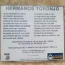 CDs de Música: HERMANOS TORONJO - CD ALBUM PROMO EL MONTE - FLAMENCO. Lote 45800741