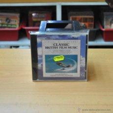 CDs de Música: KENNETH ALWYN / THE PHILHARMONIA ORCHESTRA - CLASSIC BRITISH FILM MUSIC - BSO - CD. Lote 45808925