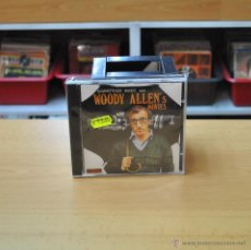 CDs de Música: WOODY ALLEN'S MOVIES - BSO - CD. Lote 45809187
