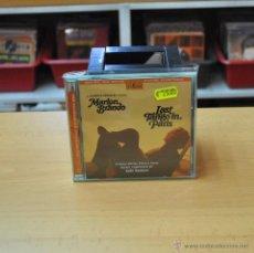 CDs de Música: GATO BARBLERI - MARLON BRANDO - LAST TANGO IN PARIS - BSO - CD. Lote 45809234