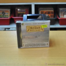 CDs de Música: THE WILD BUNCH BEST OF THE WEST - 22 CLASSIC WESTERN THEMES - BSO - CD. Lote 45809323