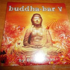 CDs de Música: DAVID VISAN BUDDHA BAR V CD ALBUM PROMO 2002 JADE OR / REFRACTORY / LATOUR / JULIE 14 TEMAS. Lote 45819228