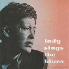 CDs de Música: BILLIE HOLIDAY-LADY SINGS THE BLUES CD ALBUM 1990 (USA). Lote 45831700