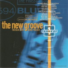CDs de Música: THE NEW GROOVE THE BLUE NOTE REMIX PROJECT VOLUMEN 1-CANNONBALL ADDERLEY + DONALD BYRD + RONNIE. Lote 45832355