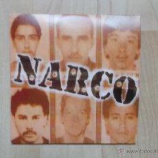 CDs de Música: NARCO CD SINGLE DE CARTON. Lote 45847695