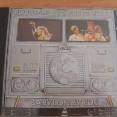 CDs de Música: BOB MARLEY AND THE WAILERS (BABYLON BY BUS) CD 13 TRACKS (CD19). Lote 45884520