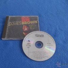 CDs de Música: THE VERY BEST OF JAMES BROWN. SEX MACHINE. Lote 45909699