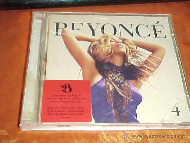 Beyonce 4  2 cd  deluxe album - Sold through Direct Sale