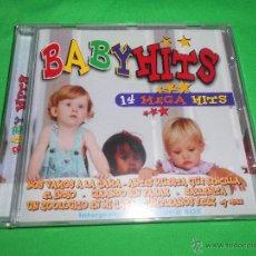 CDs de Música: BABY HITS ( 14 MEGA HITS ) - CD - NUEVO Y PRECINTADO - NOS VAMOS A LA CAMA - CUMPLEAÑOS FELIZ .... Lote 45957690