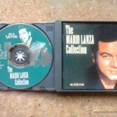 CDs de Música: THE MARIO LANZA COLLECTION (3 CDS CON 61 CANCIONES).. Lote 45965915