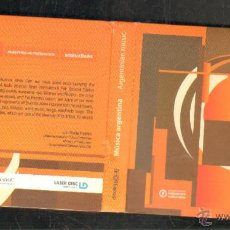 CDs de Música: MUSICA ARGENTINA. 2 CD´S. CD-VARIOS-640. Lote 45968353