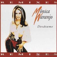 CDs de Música: MONICA NARANJO - DESATAME (REMIXES) EPIC 1997 - EX+/EX+. Lote 45986942