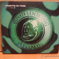 CDs de Música: GOOD LOOKING RECORDS. POINTS IN TIME. DIGIPACK-CD / 1999. 9 TEMAS. MUY BUENA CALIDAD.. Lote 45988196
