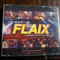 CDs de Música: FLAIX FM- 3CD´S. Lote 45994322