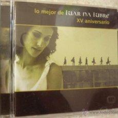 CDs de Música: LUAR DA LUBRE. 14 TEMAS. Lote 45994450