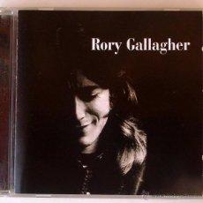 CDs de Música: RORY GALLAGHER - RORY GALLAGHER (CD)REMASTERIZADO + BONUS TRCKS. Lote 46001270