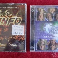 CDs de Música: OPERACION TRIUNFO 7 CD´S PRECINTADOS NUEVOS SIN ABRIR. Lote 124424504