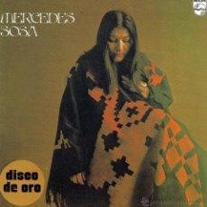 CDs de Música: MERCEDES SOSA - DISCO DE ORO - CD. Lote 46068079