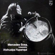 CDs de Música: MERCEDES SOSA - INTERPRETA A ATAHUALPA YUPANKI - CD. Lote 46068121