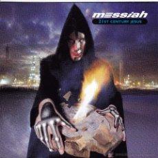 CDs de Música: MESSIAH - 21ST CENTURY JESUS - CD. Lote 46069114