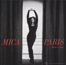 CDs de Música: MICA PARIS - WHISPER A PRAYER - CD. Lote 46069158