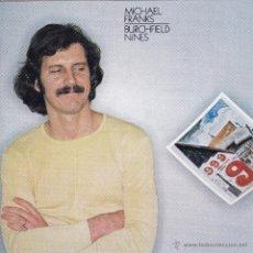 CDs de Música: MICHAEL FRANKS - BURCHFIELD NINES - CD. Lote 46069182