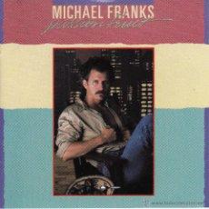 CDs de Música: MICHAEL FRANKS - PASSION FRUIT - CD. Lote 46069312