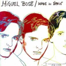 CDs de Música: MIGUEL BOSE - MADE IN SPAIN - CD. Lote 46071069