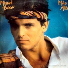 CDs de Música: MIGUEL BOSE - MAS ALLA - CD. Lote 46071105