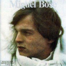 CDs de Música: MIGUEL BOSE - MIGUEL BOSE - CD. Lote 46071181